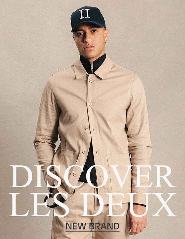 Discover The New Brand Les Deux