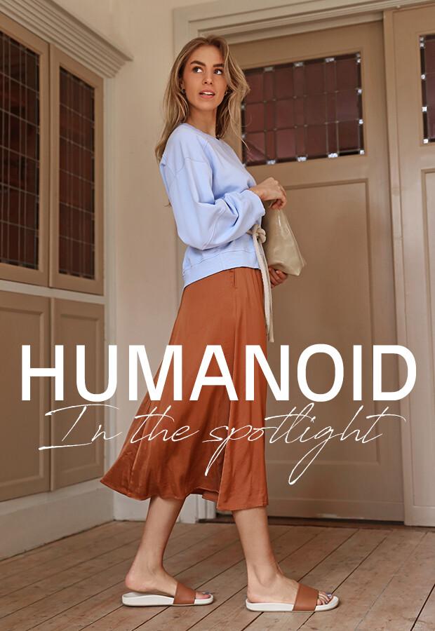 Humanoid In The Spotlight