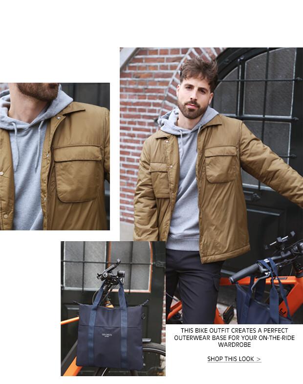 Modern Bike Uniform
