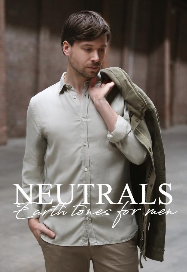 Neutrals For Him