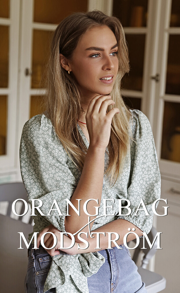 Orangebag X Modström