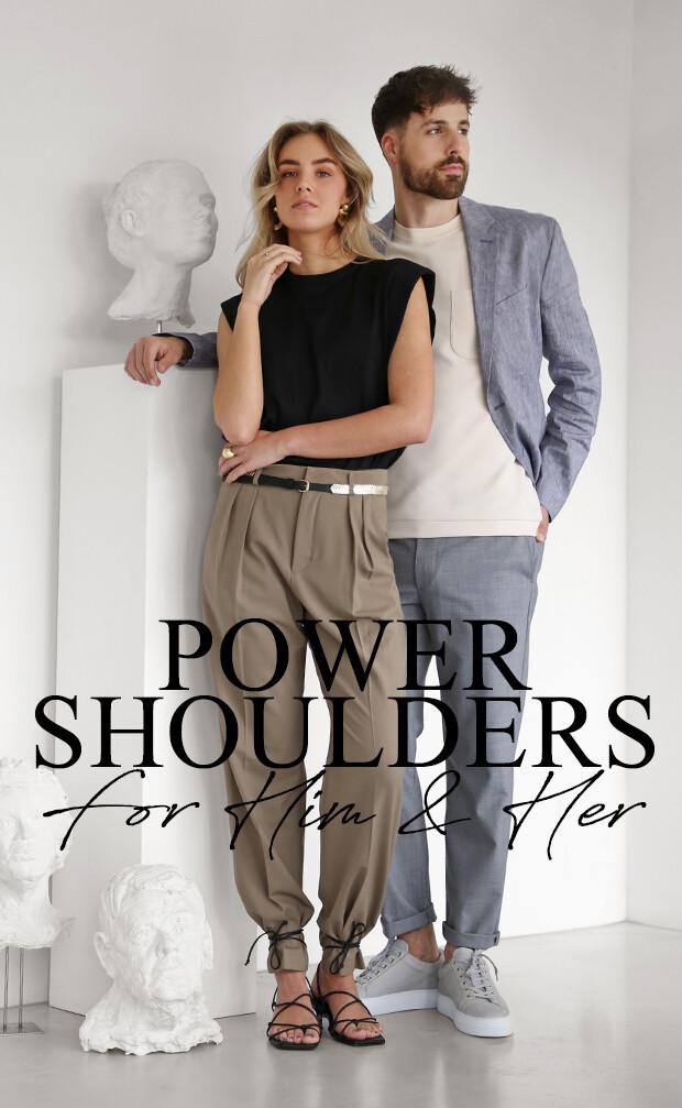 Power Shoulders